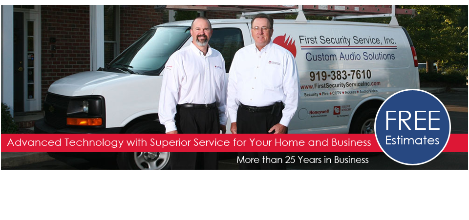 Security systems durham nc